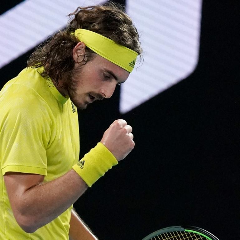 Stefanos Tsitsipas amazing interview after beating Rafael Nadal