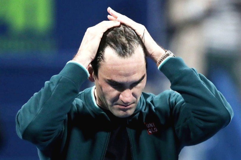 Roger Federer warns the Media to stop asking him this question anymore