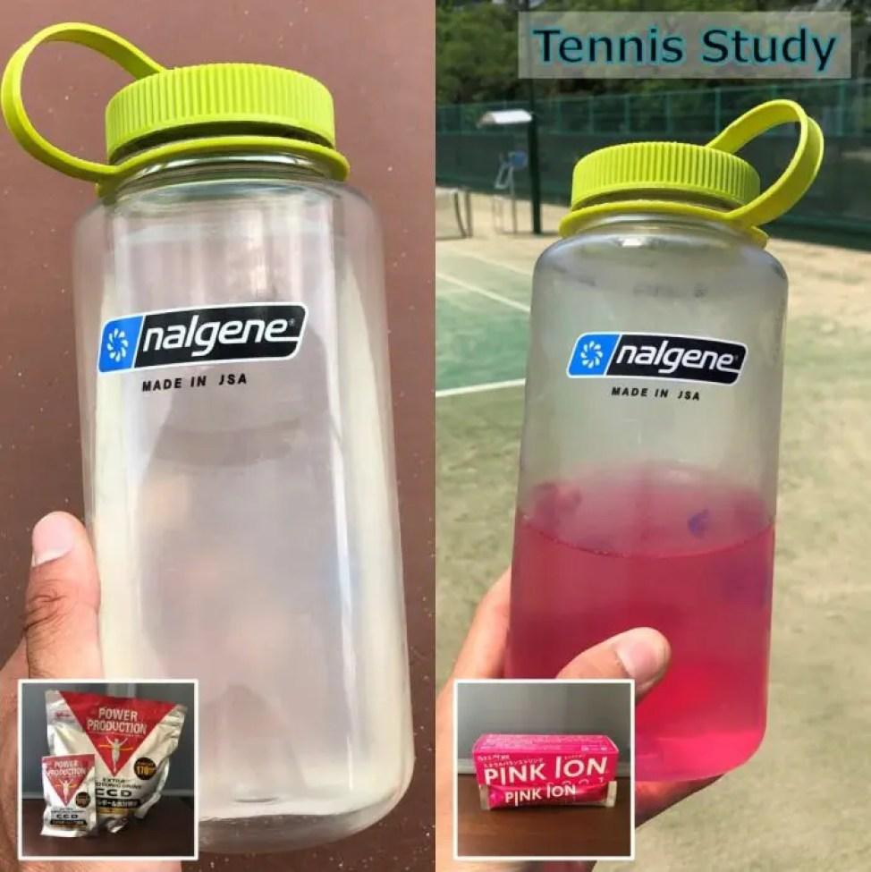 テニス おすすめドリンク