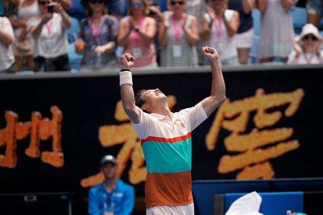 2019年 全豪オープン 2回戦、錦織圭、大阪なおみの結果。