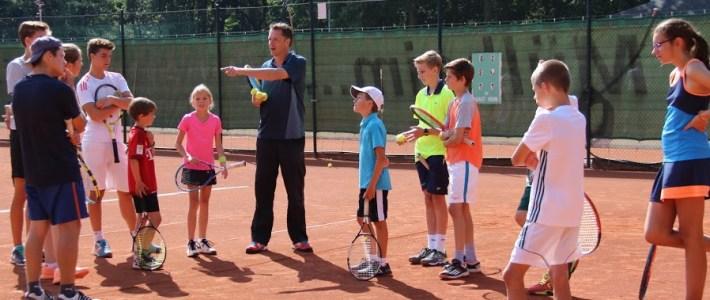 2 Tenniscamps für Jugendliche