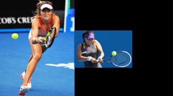 EUGENIE BOUCHARD VS RISA OZAKI TIPS | WTA INDIAN WELLS