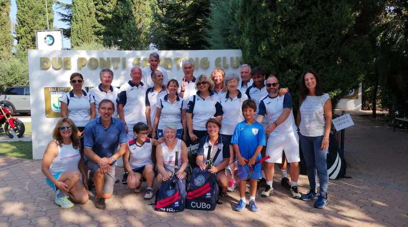Bologna vince la coppa Athenaeum al Campionato nazionale di tennis dei Circoli universitari con la partecipazione di venti tennisti UNIBO!!!