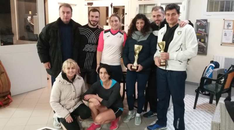 """and the winner is"" 