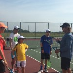 2018 Summer Champs/Supers Tennis Camp with Ean Meyer