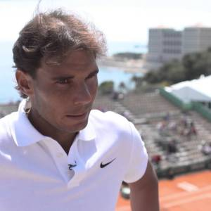 Monte-Carlo 2015 Monday Interview Nadal