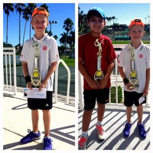 USTA Tennis Ranking List Boys 10 B10 Pathway Florida – October 15, 2015