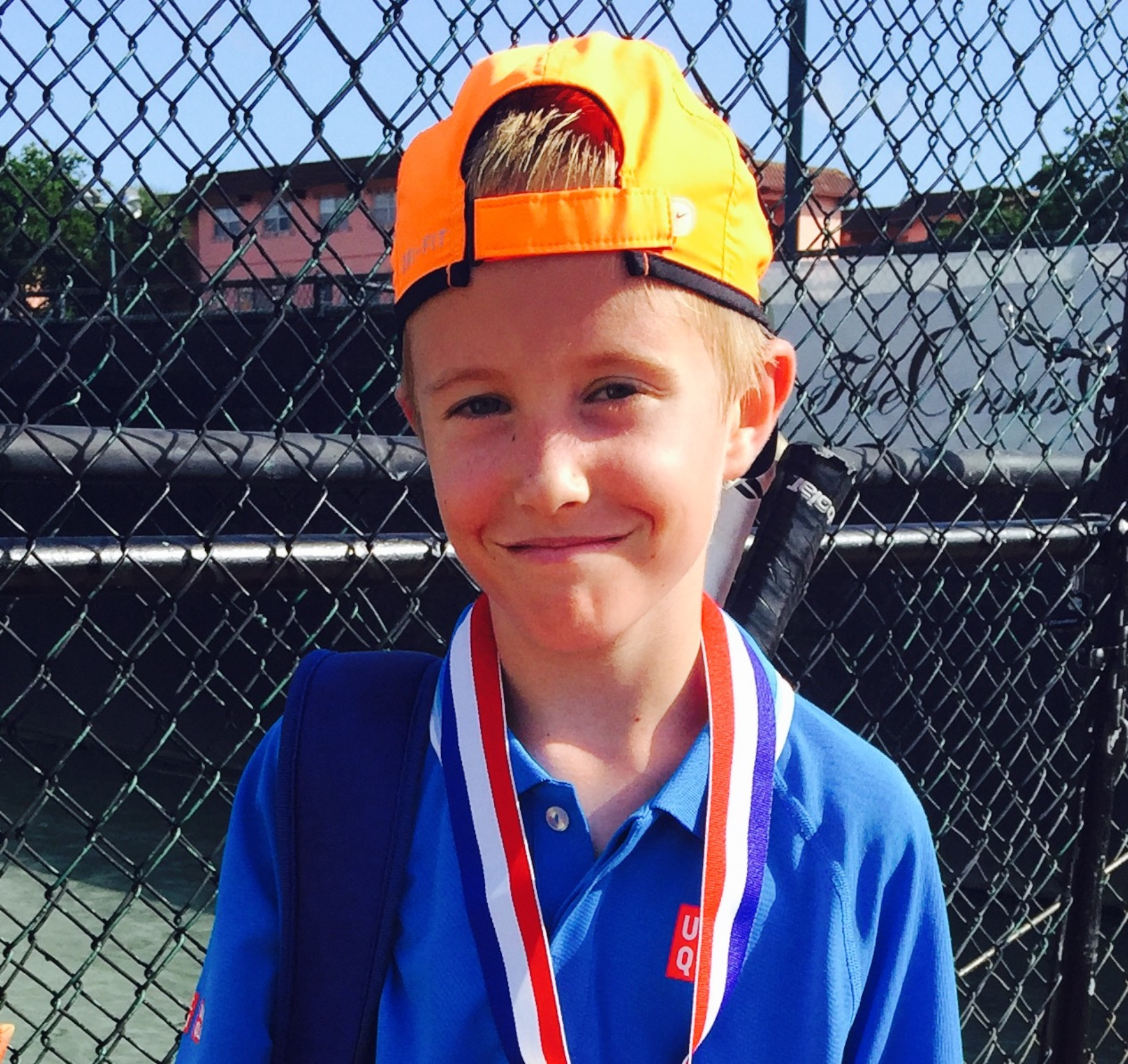 Quentin Gabler Tennis Player B10 USTA Florida