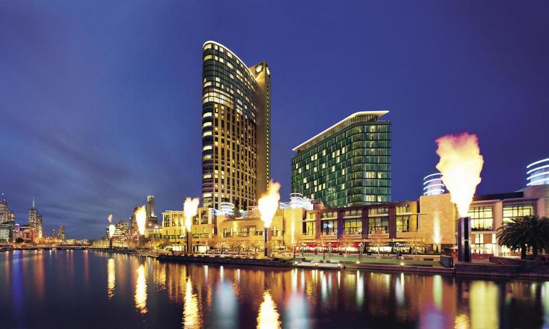 Australian Open Hotels Crown Towers