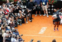 Internazionali BNL d'Italia Rome Tennis