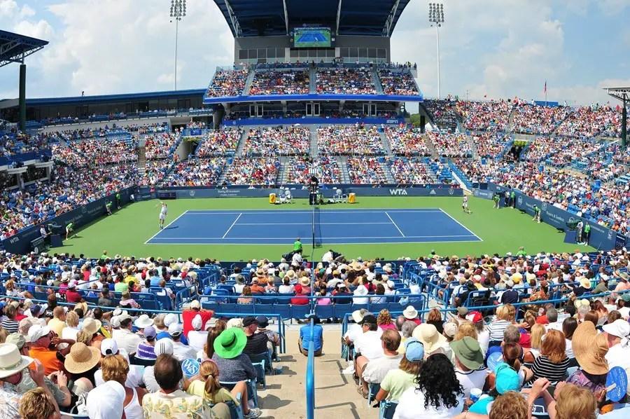Cincinnati Tennis 2020