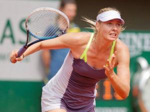 Maria-Sharapova-2013-French-Open-Dress