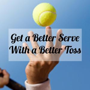 Tennis Serve Toss