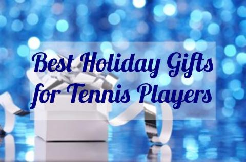 Tennis Fixation 2013 Holiday Gift Guide - Best Gifts for Tennis Players
