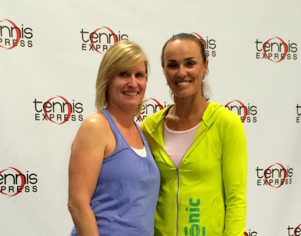 Martina Hingis Tennis Express