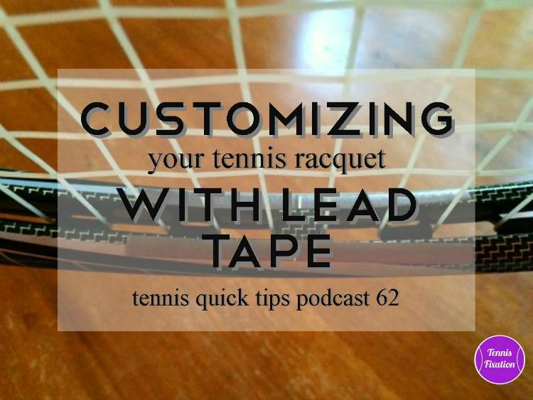 How To Add Lead Tape To Tennis Racquet - image 7