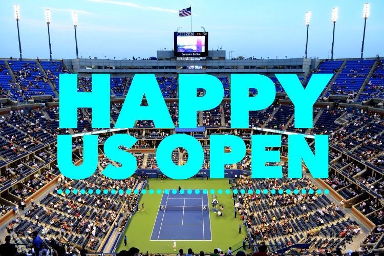 Happy US Open!