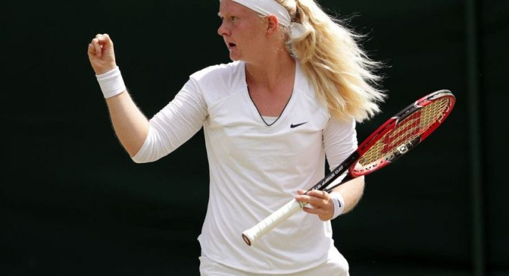 Four-Fingered Francesca Jones Defies The Odds With Australian Open Qualification