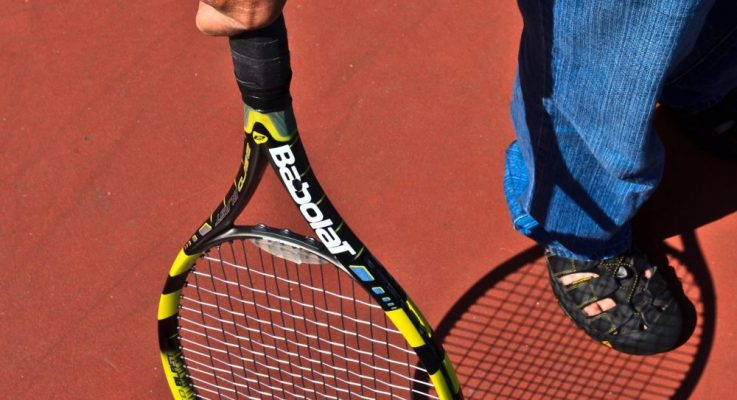 Five Ways Playing Tennis Keeps Your Body Healthy