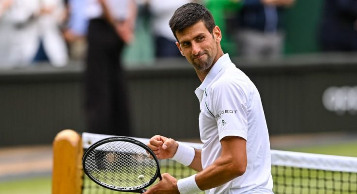 Novak Djokovic Wins 20th Major at Wimbledon, Ties Roger Federer and Rafael Nadal For All-Time Lead