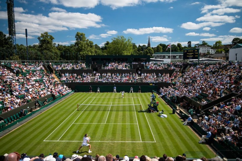 Is Wimbledon 2019 the slowest ever? - Tennishead