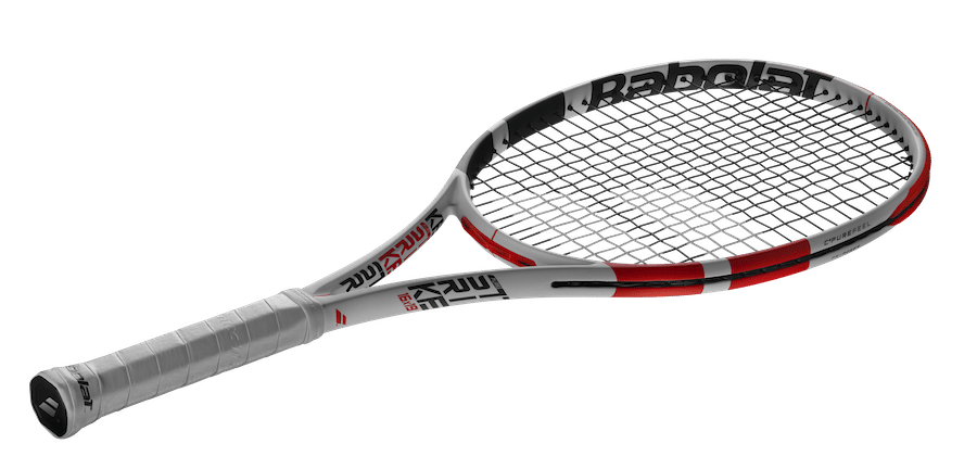 Babolat Pure Strike 100 (2019 new release): tennishead