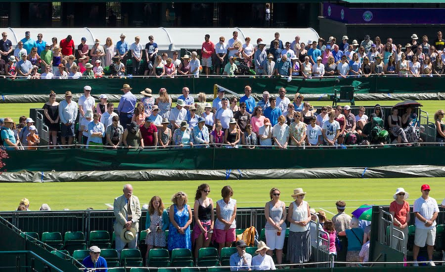 Wimbledon tickets 2020