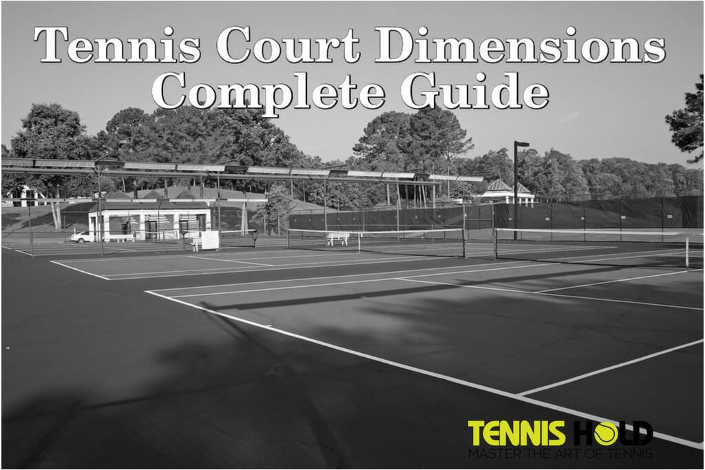 measurement of tennis court with diagram 2003 ford escape car audio wiring dimensions ultimate guide to understand all types