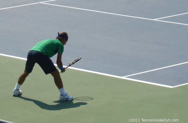 Rafael Nadal return Thursday match Western and Southern Cincinnati tennis pictures photos images
