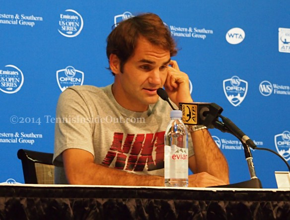 Fed thoughtful in press
