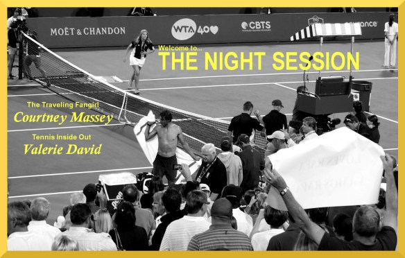 The Night Session US Open edition