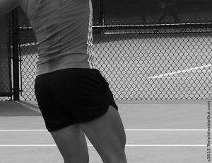 Western and Southern Open Angelique Kerber practice bulging sexy muscular thighs sweaty short shorts