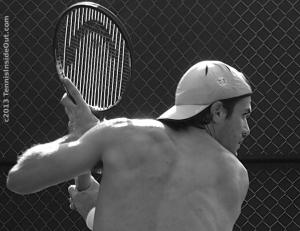 Haas hot sexy shoulder muscles backhand line up backwards cap naked photos of Tommy pics
