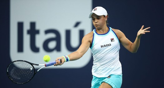 Ash Barty advances to biggest final of her career | Tennismash