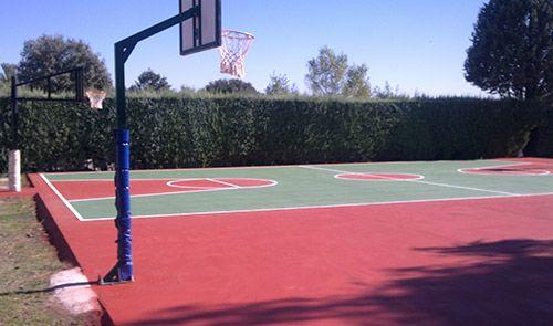 Pistas Polideportivas  Instalaciones Deportivas Tennisport
