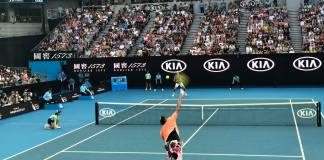 Nick Kyrgios, Australian Open 2020