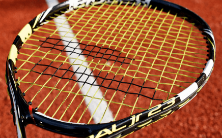 Babolat racket