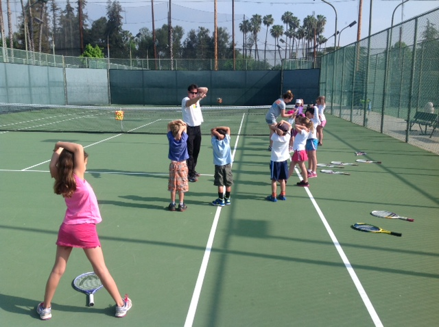 Spring Break Tennis and sports camp