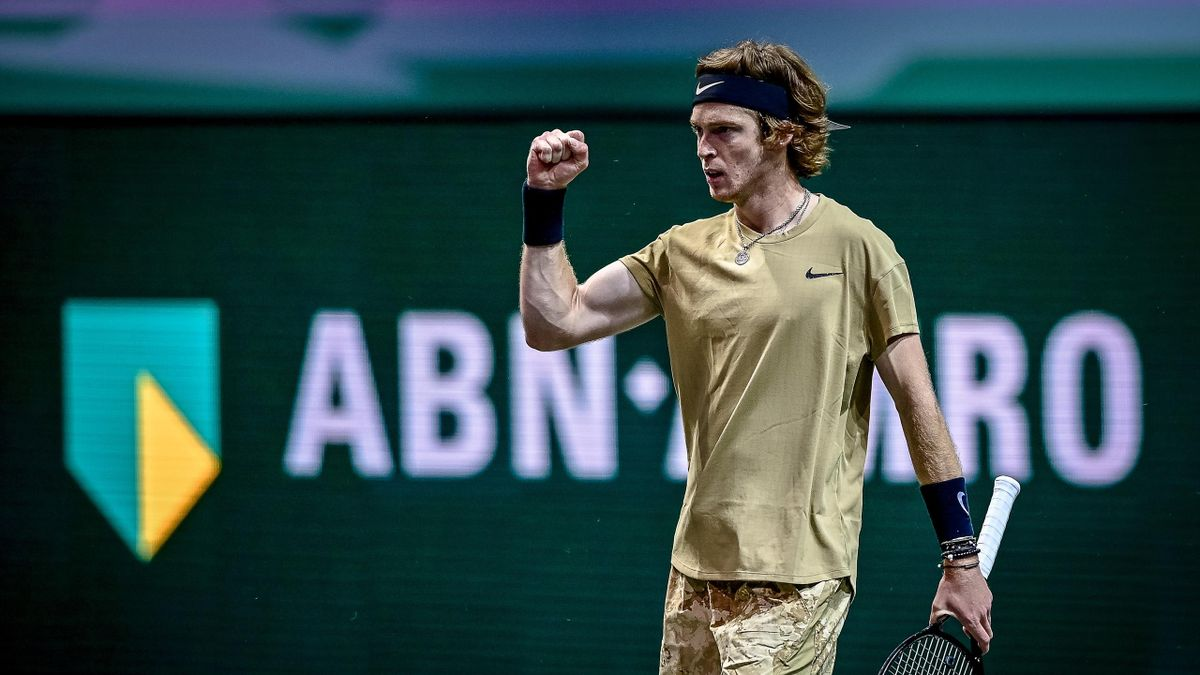 Rotterdam Open 2021 Final: Andrey Rublev vs. Marton Fucsovics Tennis Preview and Prediction