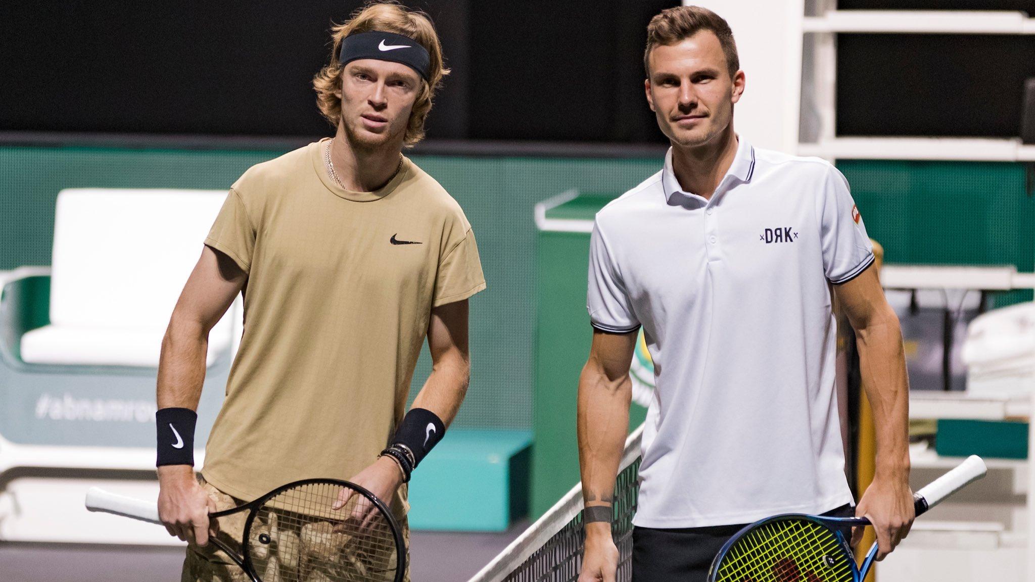 Dubai Open 2021: Andrey Rublev vs. Marton Fucsovics Tennis Pick and Prediction