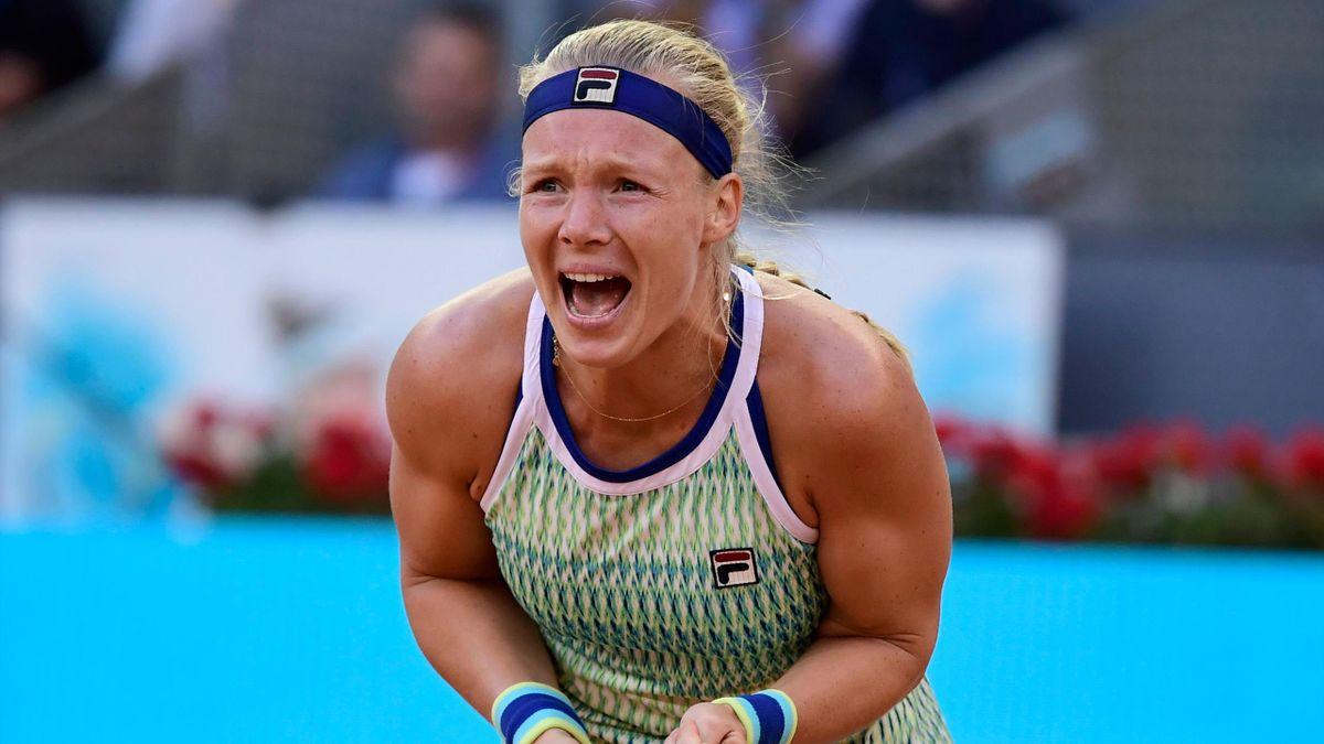 WTA Madrid Open 2021: Kiki Bertens vs. Victoria Kasintseva Tennis Pick and Prediction
