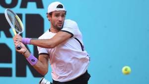 Madrid Open 2021: Matteo Berrettini vs Federico Delbonis Tennis Pick and Prediction
