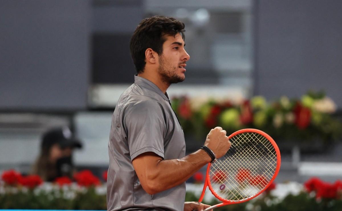 Rome Open 2021: Cristian Garin vs. Lloyd Harris Tennis Pick and Prediction