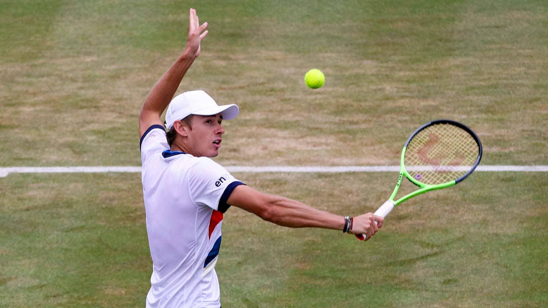 Eastbourne Open 2021: Alex de Minaur vs. Vasek Pospisil Tennis Pick and Prediction