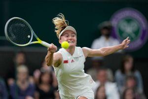 Wimbledon Championships 2021: Aliaksandra Sasnovich vs. Nao Hibino Tennis Pick and Prediction