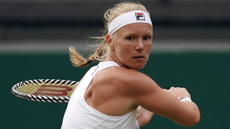 Wimbledon Championships 2021: Kiki Bertens vs. Marta Kostyuk Tennis Pick and Prediction
