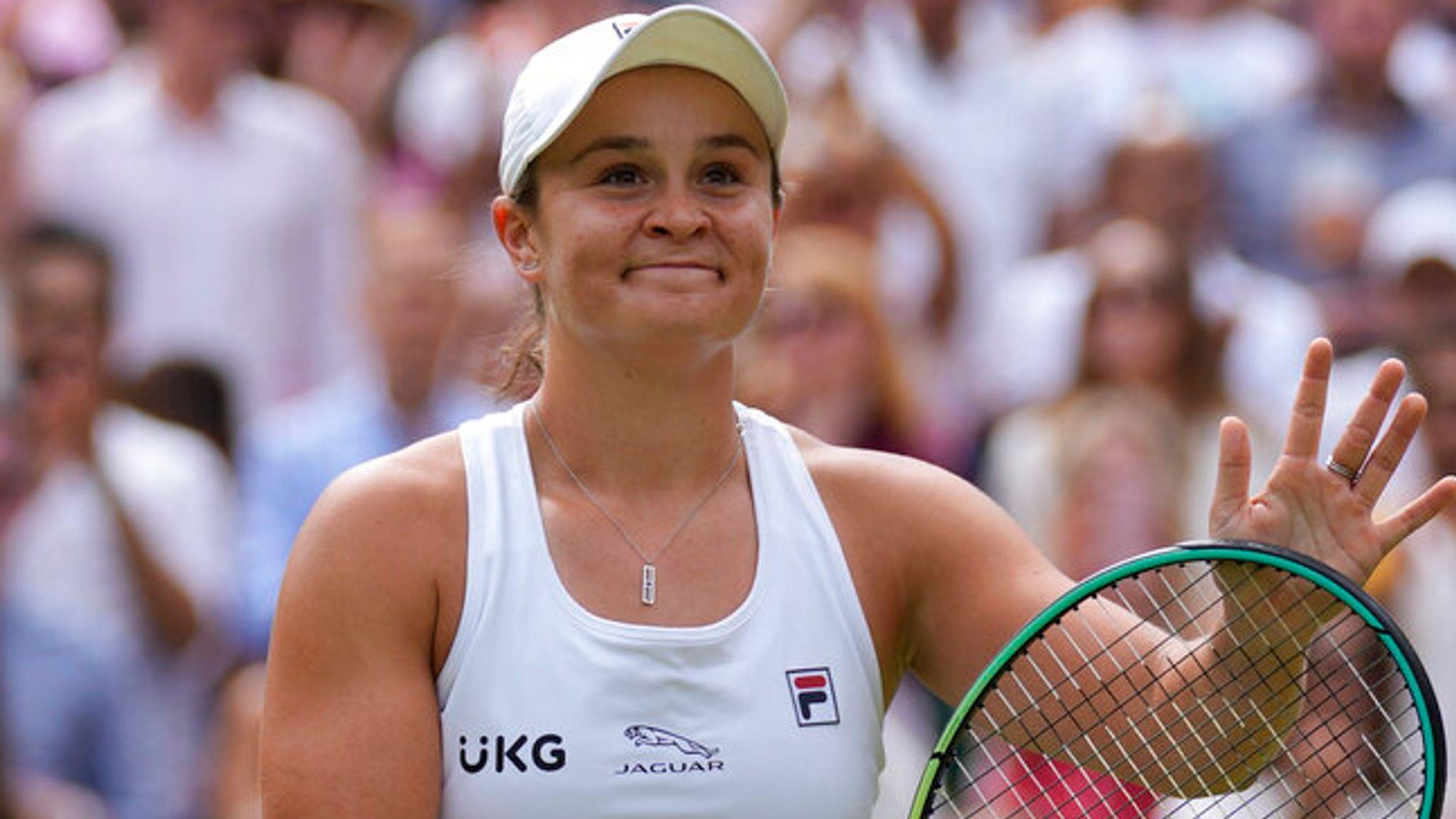 Wimbledon Championships 2021: Ashleigh Barty vs. Karolina Pliskova Tennis Pick and Prediction