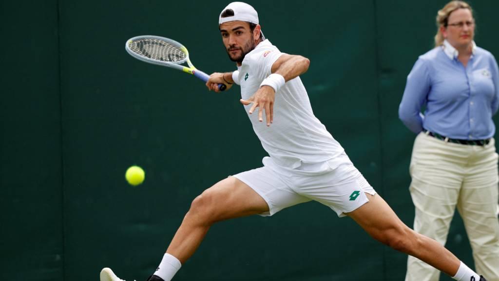 Wimbledon Championships 2021: Matteo Berrettini vs. Felix Auger-Aliassime Tennis Pick and Prediction