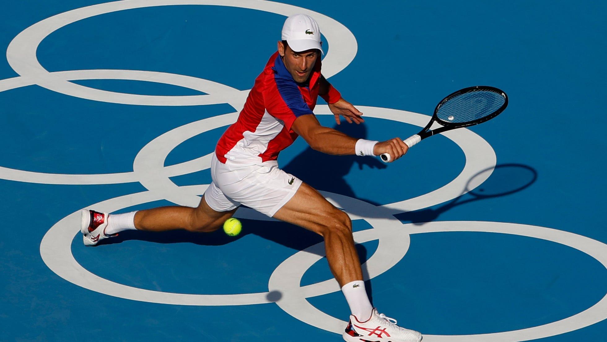 Tokyo 2020 Olympics: Novak Djokovic vs. Alejandro Davidovich Fokina Tennis Pick and Prediction