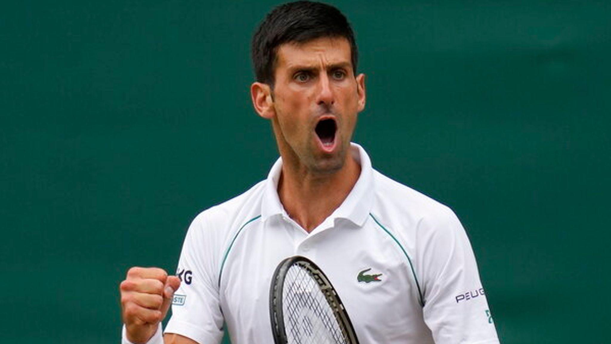 Wimbledon Championships 2021: Novak Djokovic vs. Matteo Berrettini Tennis Pick and Prediction